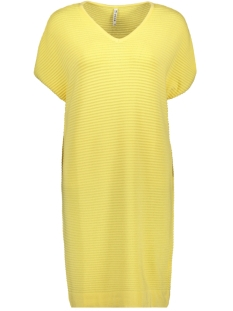 Zoso Tuniek KENZA KNITTED TUNIC 192 YELLOW
