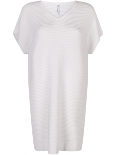 Zoso Tuniek KENZA KNITTED TUNIC 192 0016 WHITE
