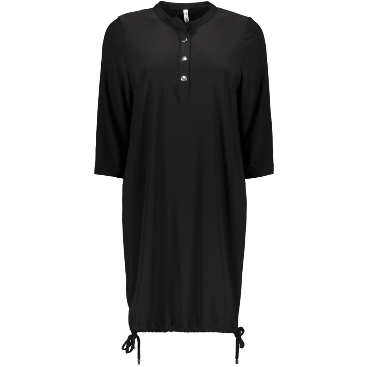 wow 2 splendour tunic zoso jurk black
