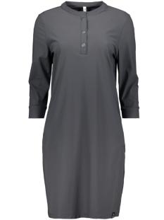 esra travel tunic buttons 201 zoso jurk 0059 charcoal