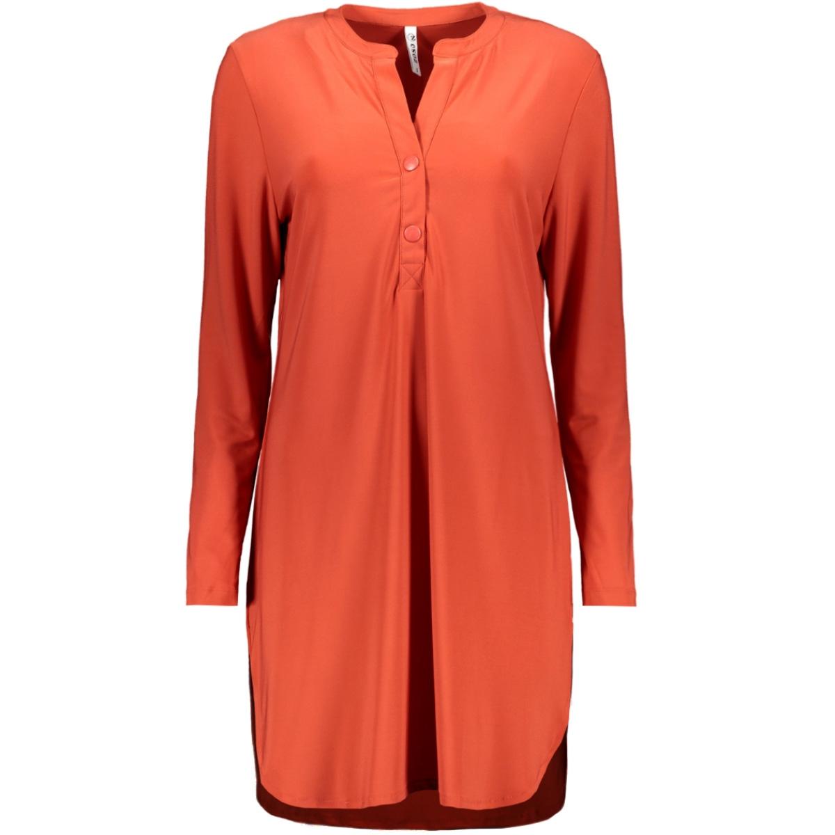 swift splendour tunic 201 zoso jurk 0072 desert red