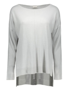 NMCHEN L/S BOATNECK KNIT TOP - N 10160941 High-Rise