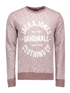JORCLEMENS SWEAT CREW NECK NOOS 12112149 Syrah