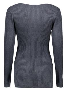 vmnimbo ls deep v-neck blouse dnm a 10157961 vero moda trui ombre blue