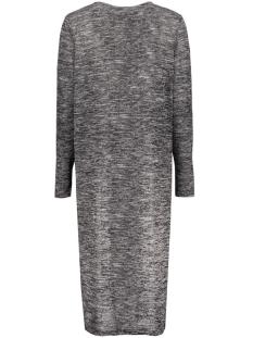 vmscotty ls long cardigan 10159463 vero moda vest black/snow