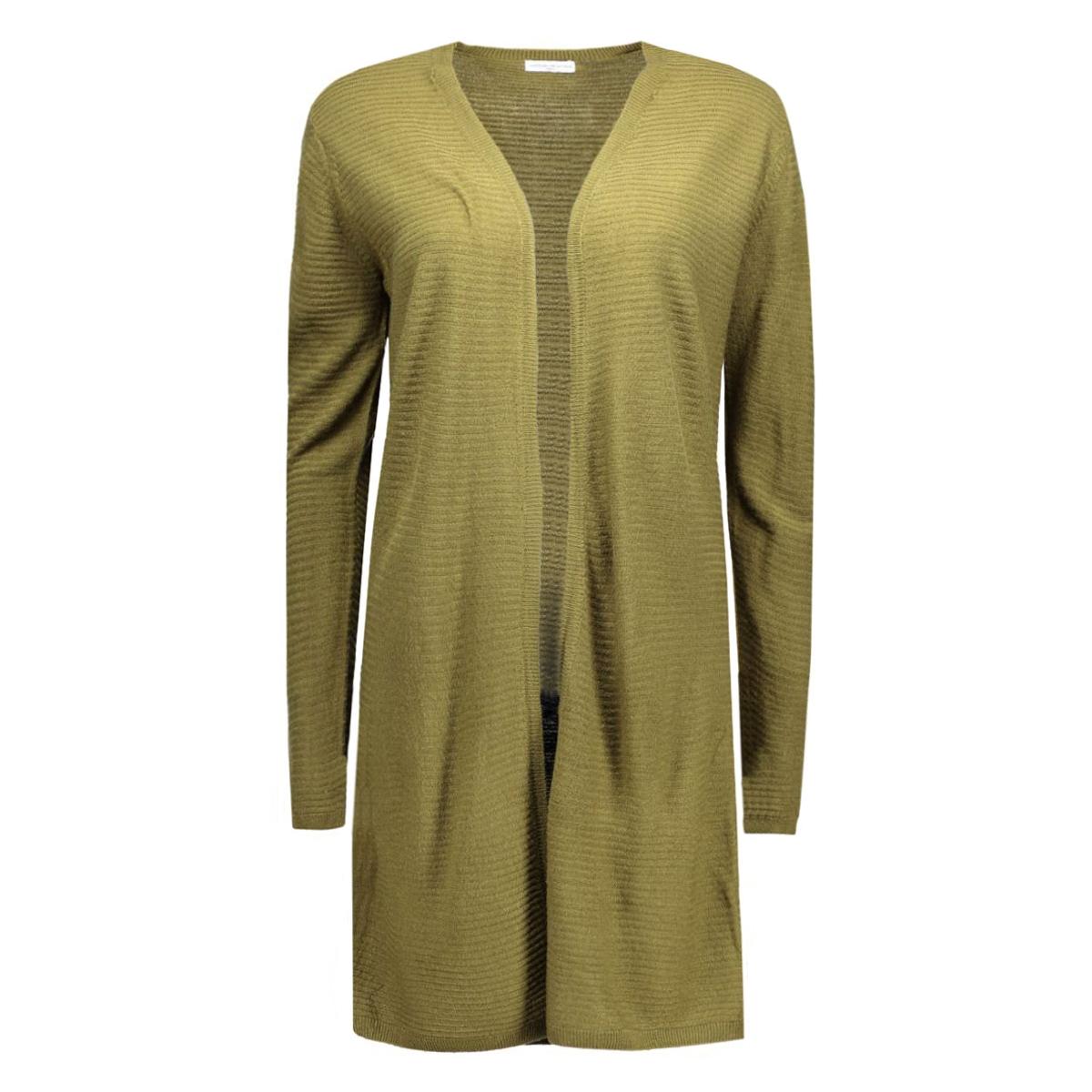 jdymathison l/s cardigan knt 15122877 jacqueline de yong vest dark olive