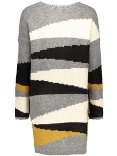vitotem knit dress 14035831 vila jurk black