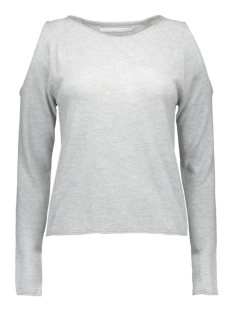 onlNEW MISTY PEAK L/S PULLOVER KNT 15121620 Medium Grey Melange