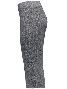 onlsacramento long pencil skirt knt 15122503 only rok black/w.white