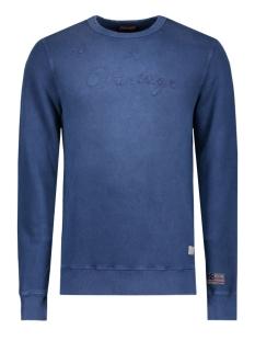 Jack & Jones Sweater JJVOWEN SWEAT CREW NECK AUW 12109215 Total Eclipse