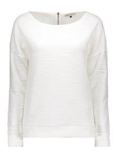 onlvivid l/s jacquard swt 15122322 only sweater cloud dancer