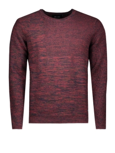 Only & Sons Truien onsDUNCAN CREW NECK KNIT 22004118 Rosewood