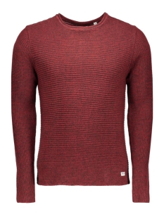 Only & Sons Truien onsSATO TWIST KNIT NOOS 22004083 Rosewood