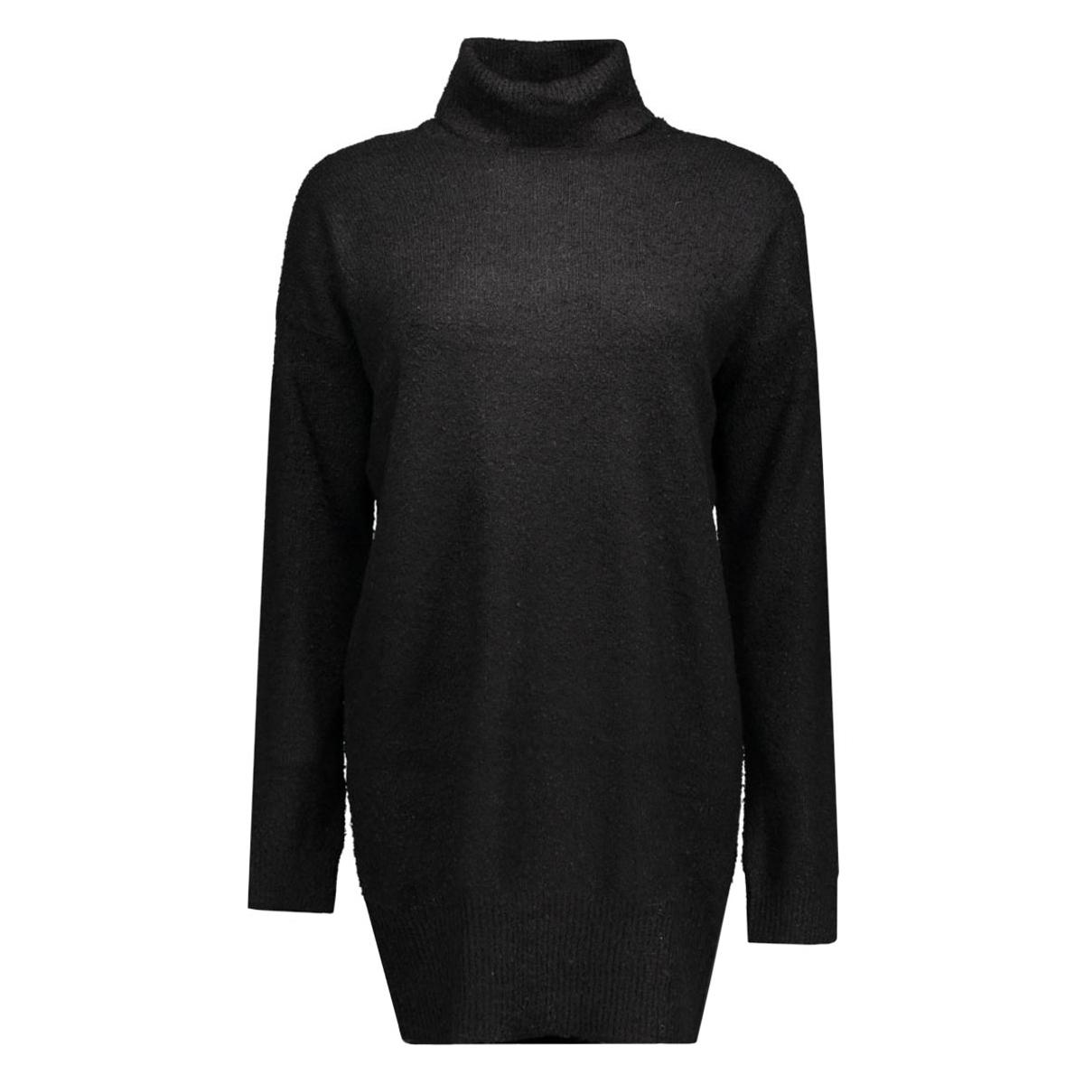 jdystark ls long pullover knt 15117161 jacqueline de yong trui black