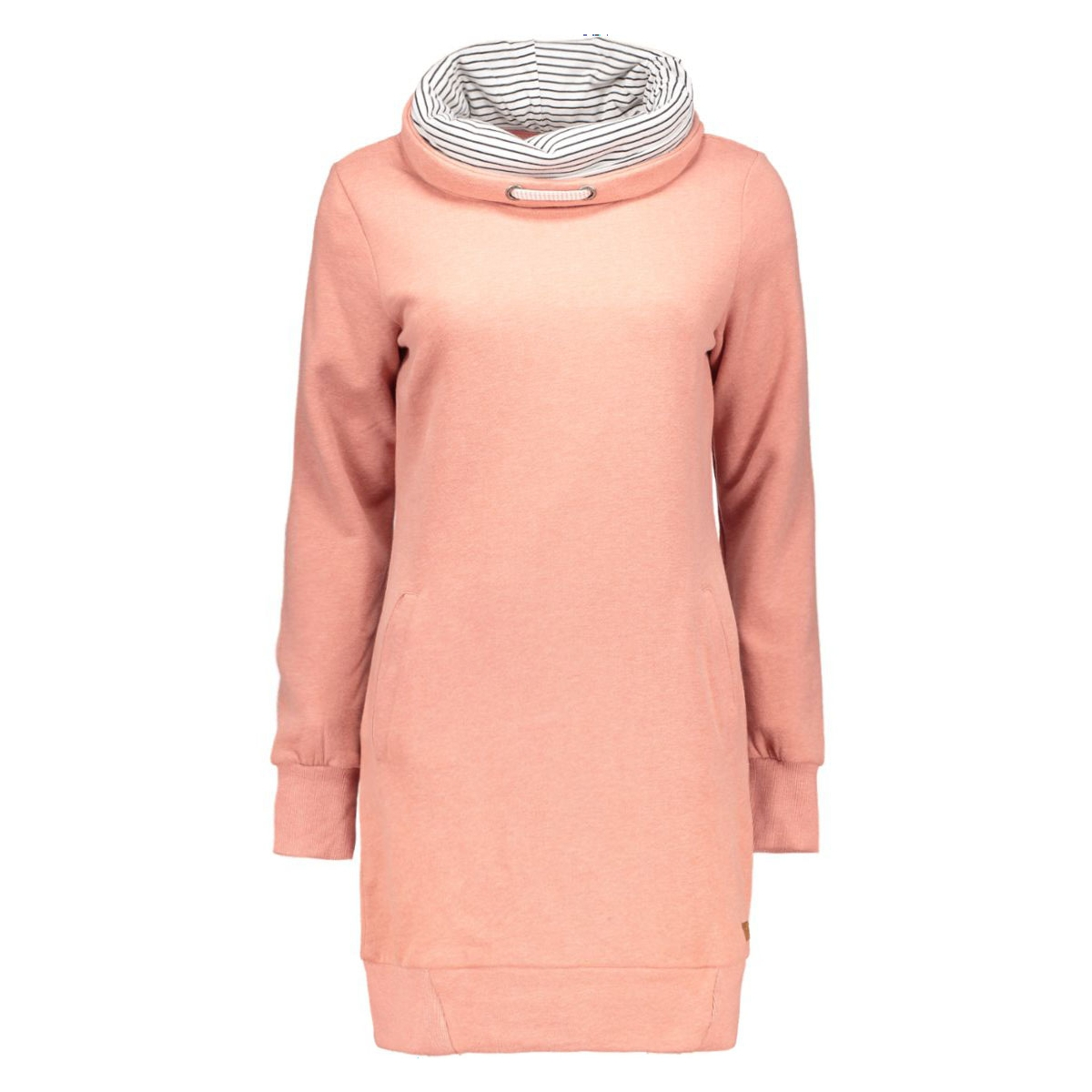 onlbetty l/s long highneck swt 15123020 only sweater canyon rose