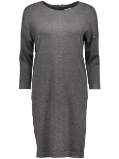 VMGLORY VIPE AURA 3/4 DRESS NOOS 10137034 Dark Grey melange