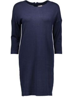 Vero Moda Jurken VMGLORY VIPE AURA 3/4 DRESS NOOS 10137034 Navy Blazer