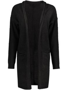 jdystark l/s long cardigan knt 15117163 jacqueline de yong vest black