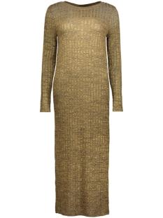 Vero Moda Jurk VMNILLE LS DRESS 10162500 Kangaroo/Melange W.