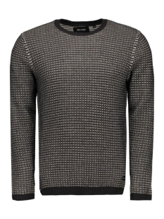 onsDAWSON CREW NECK KNIT 22003736 Black
