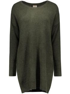 vmginger ls long blouse 10159163 vero moda trui peat