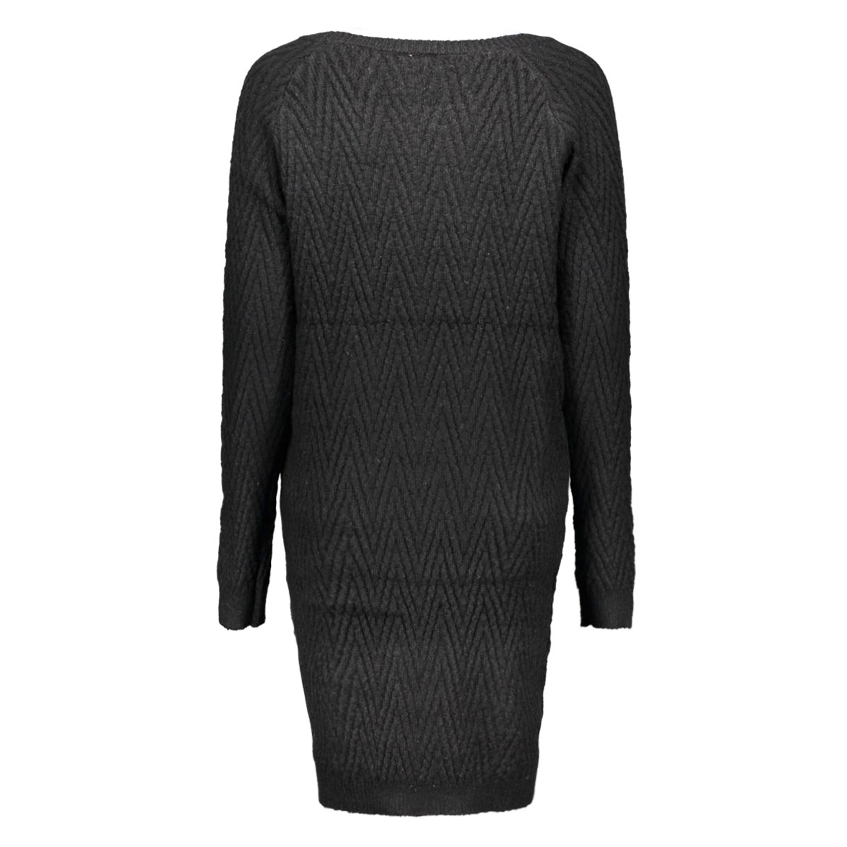vmposh ls dress noos 10163894 vero moda jurk black