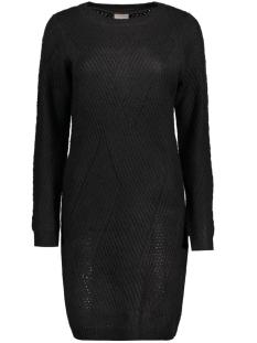 Vero Moda Jurk VMRAVEN POSH LS DRESS 10157332 Black