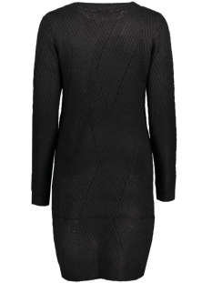 vmraven posh ls dress 10157332 vero moda jurk black