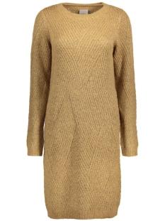 vmraven posh ls dress 10157332 vero moda jurk tigers eye