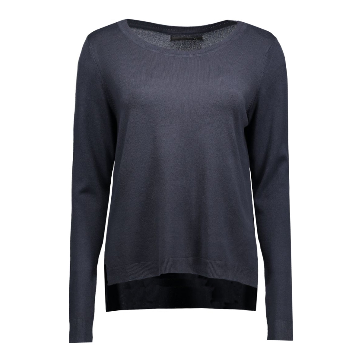 onlmila l/s pullover knt 15128852 only trui night sky