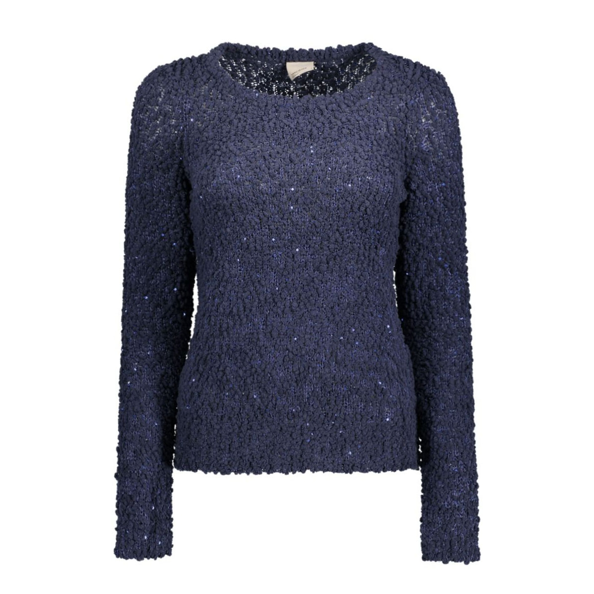 vmstardust ls blouse rep 10161168 vero moda trui navy blazer