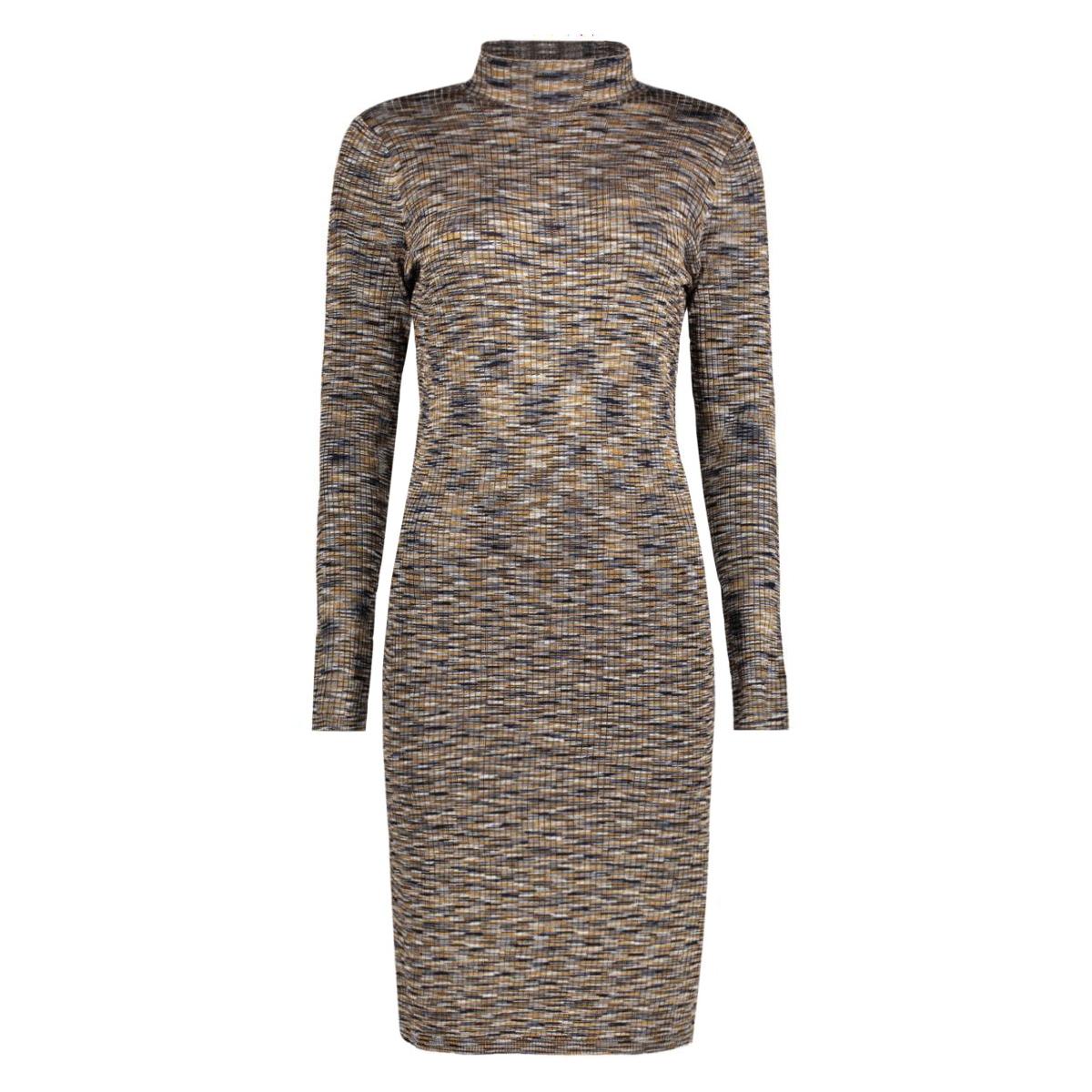 vmadinah mila ls dress v 10160442 vero moda jurk harvest gold