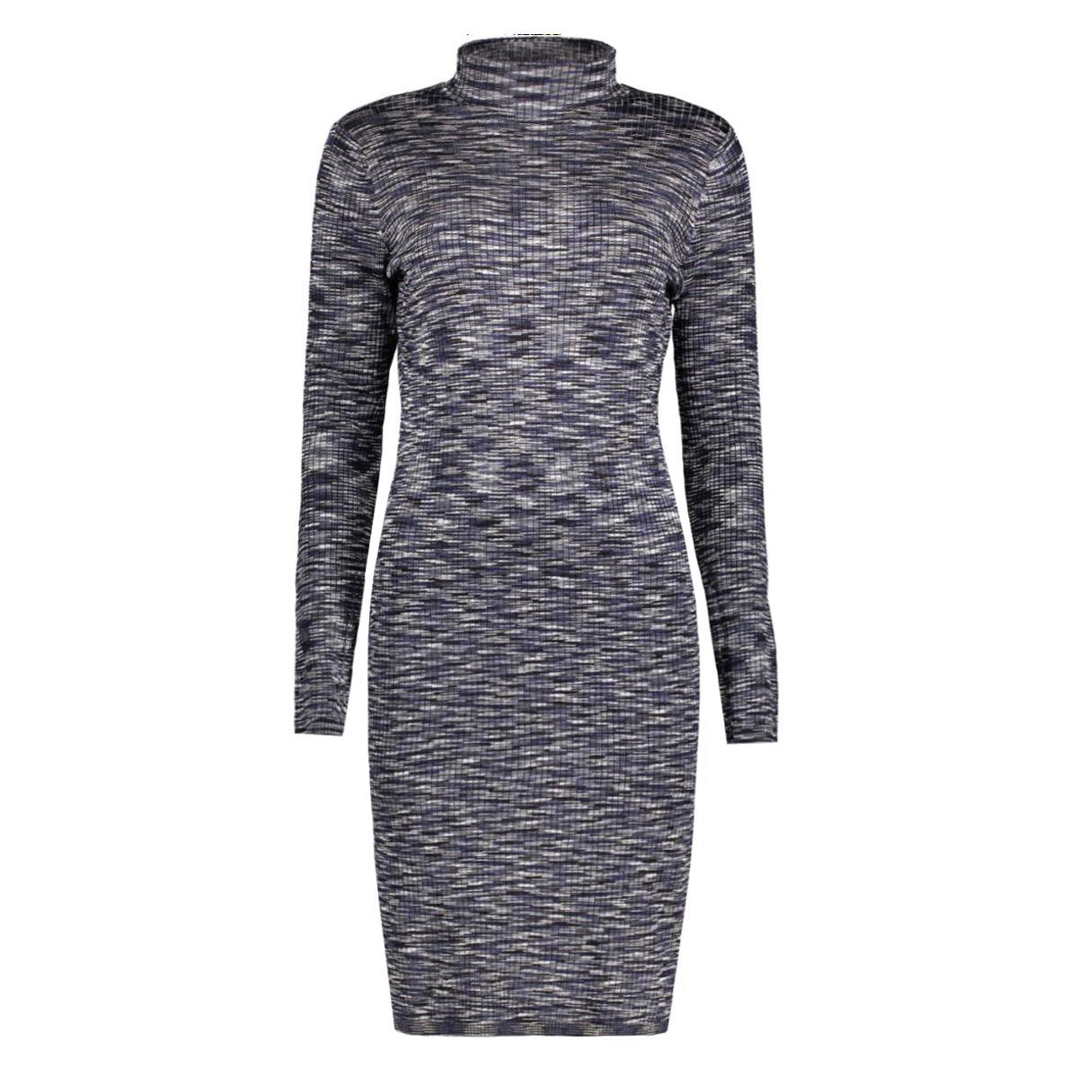 vmadinah mila ls dress v 10160442 vero moda jurk navy blazer