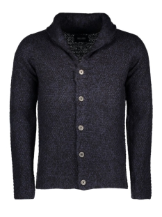 onscadoc knit cardigan 22005037 only & sons vest black