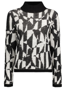 jdydakota l/s highneck pullover knt 15119898 jacqueline de yong trui black