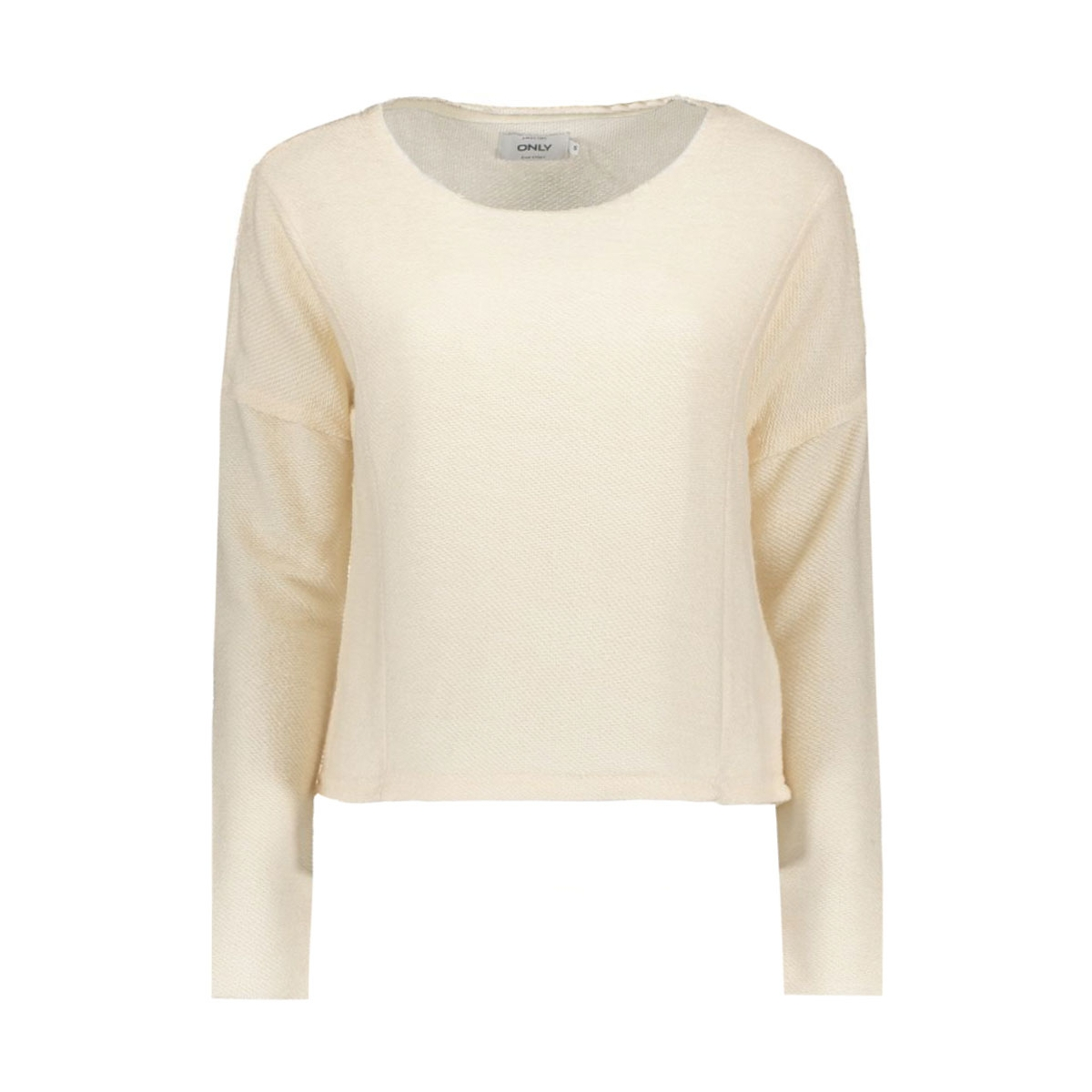 onlbrooke l/s o-neck swt 15125126 only trui pumice stone