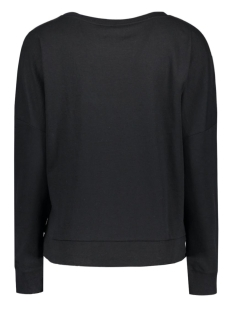 onlmerry l/s oneck swt 15126574 only sweater black/fleece