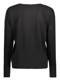 jdycamille l/s sweat jrs 15123193 jacqueline de yong sweater black.who cares