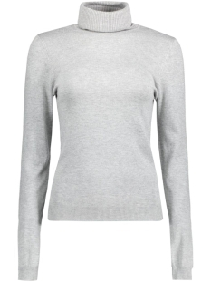 VMGLORY VIPE LS ROLLNECK NOOS 10137023 Light grey melange