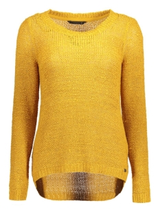 onlgeena xo l/s pullover knt noos 15113356 only trui spruce yellow