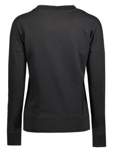 nmchange l/s midi sweat 8x 10167056 noisy may sweater black