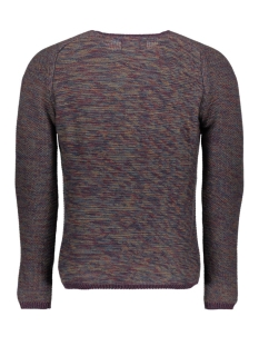 onscopper crew neck knit 22004702 only & sons trui orion blue