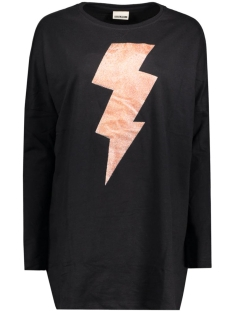 NMBOLT L/S SWEAT 10164288 Black