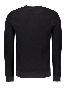 jorskull sweat crew neck 12113166 jack & jones sweater black