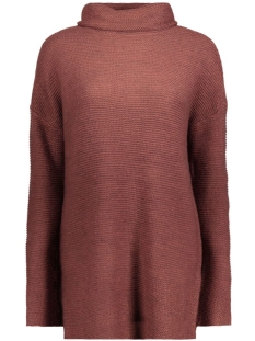 VMJOYA MIAMI LS LONG ROLLNECK A 10157998 Decadent Chocol/Melange