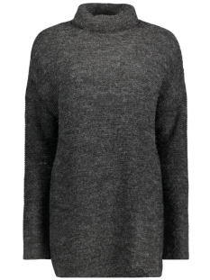 VMJOYA MIAMI LS LONG ROLLNECK A 10157998 Dark Grey Melange