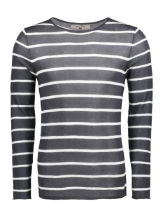 Garcia Sweater E71040 2436 Charcoal