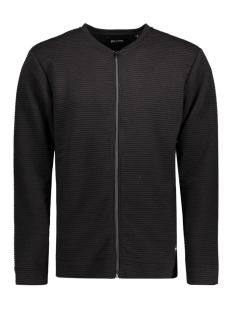 Only & Sons Vest onsBALTIMORE ZIP CARDIGAN 22004721 Black