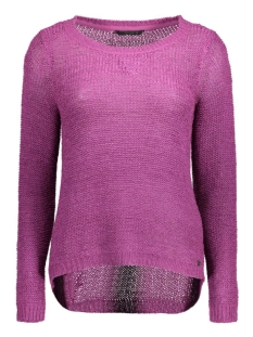 Only Trui onlGEENA XO L/S PULLOVER KNT NOOS 15113356 Hollyhock