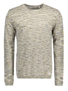 Only & Sons Trui onsABACAS CREW NECK NOOS 22005090 Lead Gray